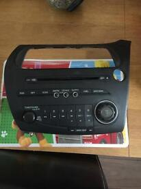 Honda Civic cd radio mp3 wma cd aux have a few of them £35 each bargain