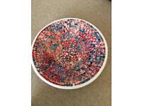 Terracotta mosaic bowl (Large)