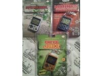 Nintendo, Gameboy, Handheld games MANY additional (Some SUPER Rare) items
