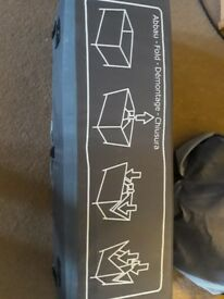 Great condition hardly used travel cot