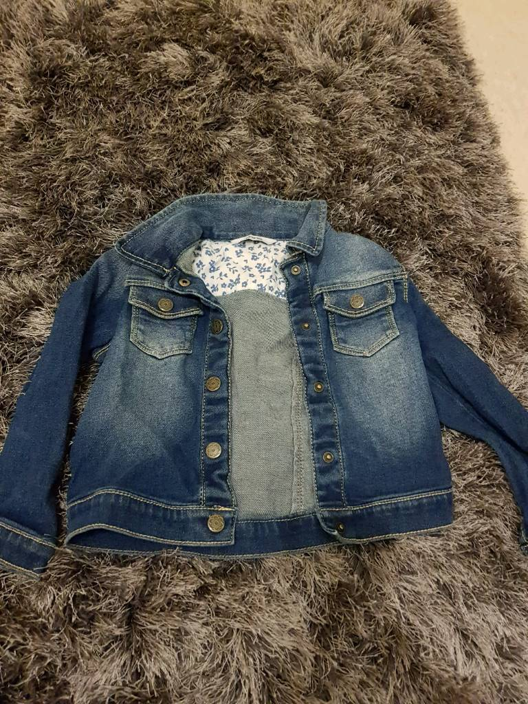 Girls jackets and jumper