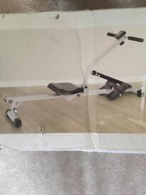New Tesco Rowing Machine 12 levwls brand new