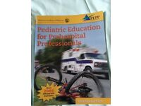 Medical book - Paediatric Education for Prehospital Professionals