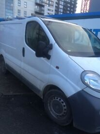 It has been a work horse , a brilliant van which never let me down , absolute bargain