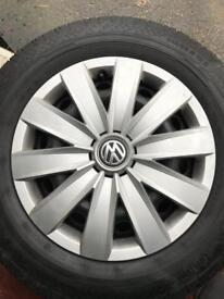 Steel wheels & trims
