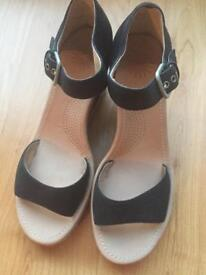 Genuine Ugg wedge sandals (brand new)