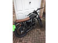 """Mutt """"Sabeth"""" Motorcycle 125cc"""