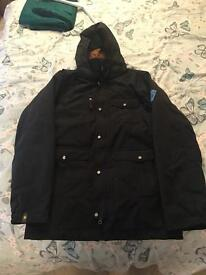 Bonfire ski/snowboard jacket size small