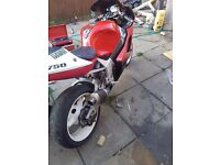 gsxr 750 for sale done 17000 short stubby race can sounds unbelievable for price its a bargain