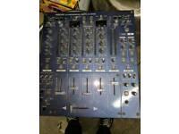 Tascam x-9 professional dj mixer