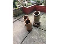Drainage pots