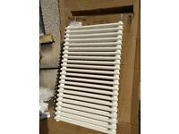 designer radiator, traditional cast iron style, 1010mm x 600mm , 22 x 2 columns, double.