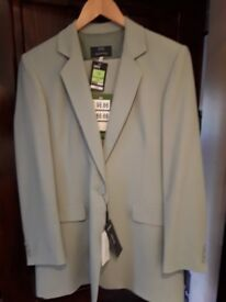 Ladies Marks and Spencers tailored trouser suit
