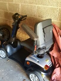 Kymco super 8 disability scooter.