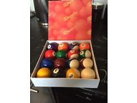 Supapro Full Set of Pool Balls