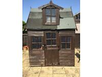 WOODEN PLAY WENDY HOUSE