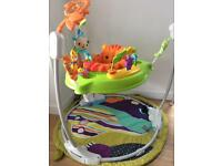 Jumperoo Rain Forest by Fisher Price