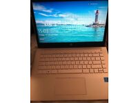 HP Laptop rose gold 14""