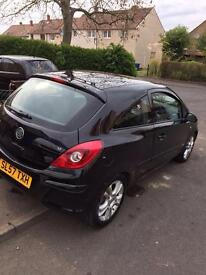 Vauxhall Corsa 1.2 2007 mot till November 48k