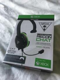 Turtle Beach Chat Headset for Xbox One