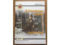 CGP GCSE English - A Christmas Carol The Workbook