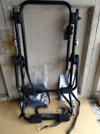 Halfords 3 bike carrier, for rear mounting on car. Never used £35