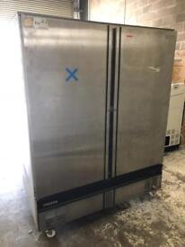 Double door Foster fridge