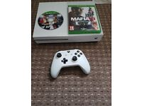 Xbox one s 500gb 5 months old