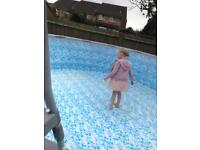 16ft swimming pool