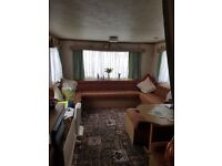 Caravan for sale in mablethorpe good condition good price 8 berth 3 bedrooms fridge cooker include