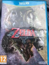 Zelda wiiu game