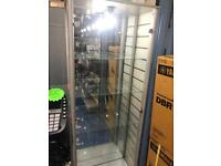 Glass Retail Display Cabinet.