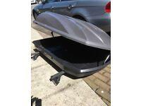 BMW 320 E90 Roof box
