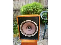 Wharfedale Chevin XP speakers vintage classic rare
