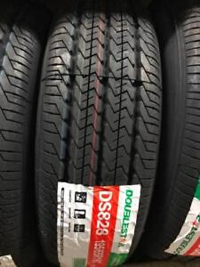 C195-65-R16  DOUBELSTAR ALL SEASON TIRES STARTING AT 390$ a set of 4 WITH INSTALL