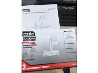 Ozito compound mitre saw