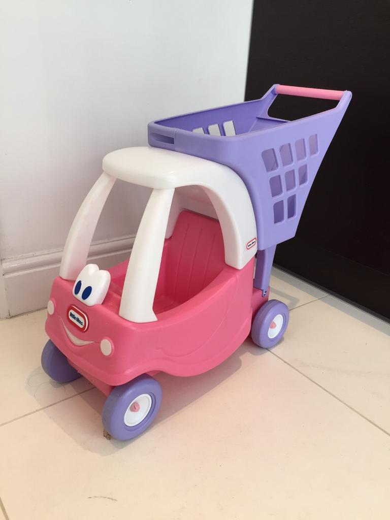 Little tikes Cosy shopping trolley