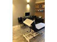 Therapy room to rent for reflexologist