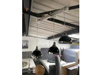 New pendant light £30 from Dukes furnishings in Dennistoun