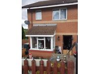Large 2 bed end of terrace house in chatham