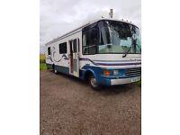 RV Motorhome 6 Berth Only £11,500!