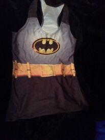Batman ladies Top size 14