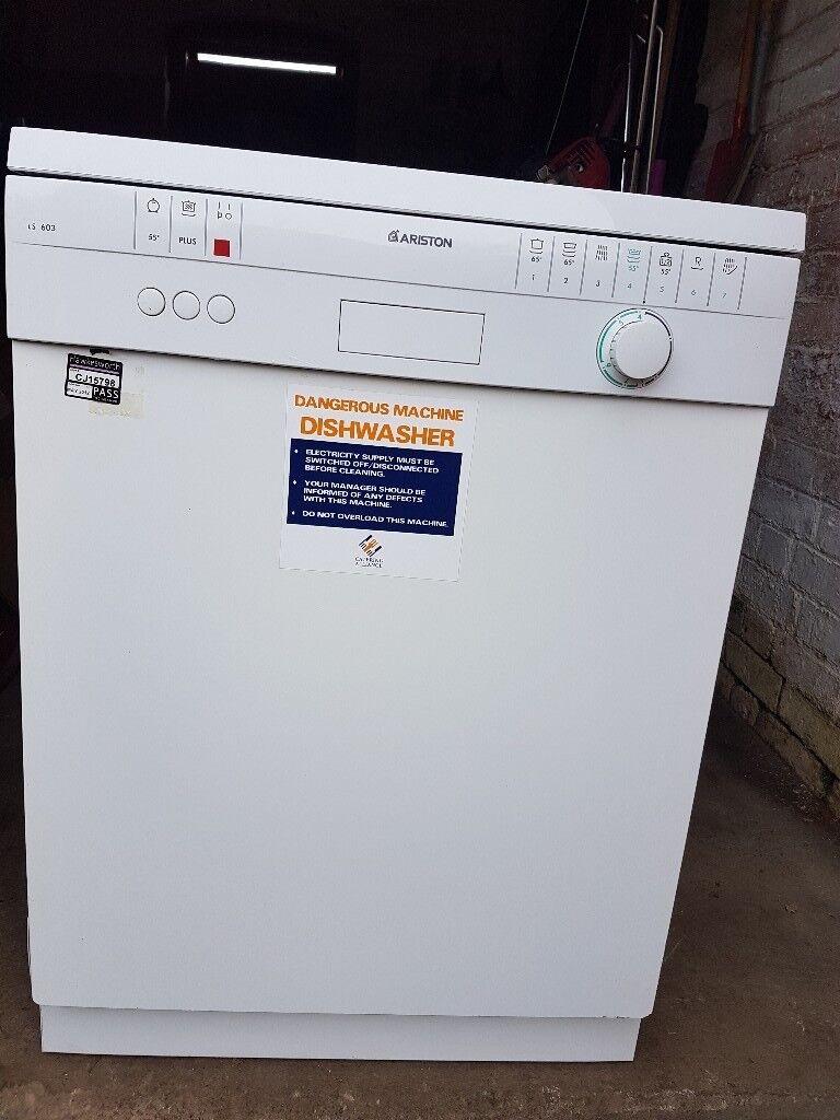 Ariston dishwasher   in Stratford-upon-Avon, Warwickshire   Gumtree