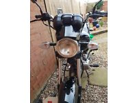 Zontes Tiger 125cc - Cheap Reliable Run Around - Learner Legal