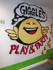softplay indoor play center open