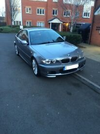 Bmw 320ci M sport 2.2 well maintained URGENT sale needed!!!!