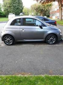 Fiat 500 sport 12mot full service low mileage 29.000