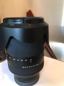 Canon FD 24mm F2 8 lens + K&F Sony Adapter | in Airdrie, North