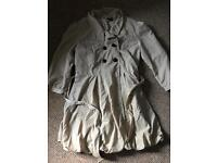 Ladies Coat. Size 10