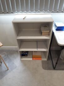 Ikea Style 2 Shelf Bookcases for Sale